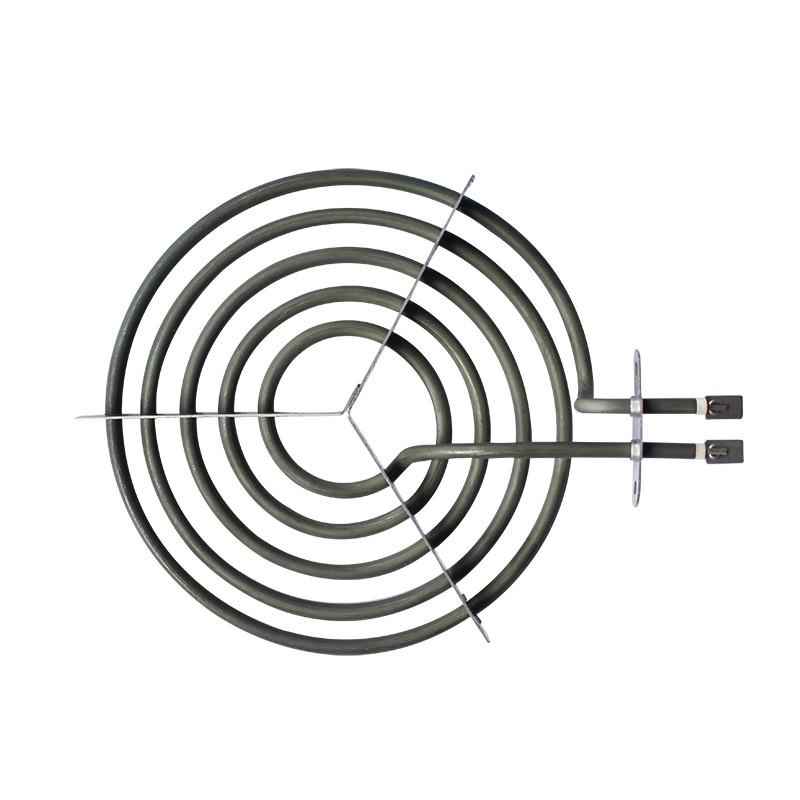 Tubular heating element